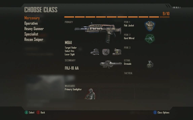 Hands-on with the new Black Ops 2 Create-A-Class | Charlie INTEL