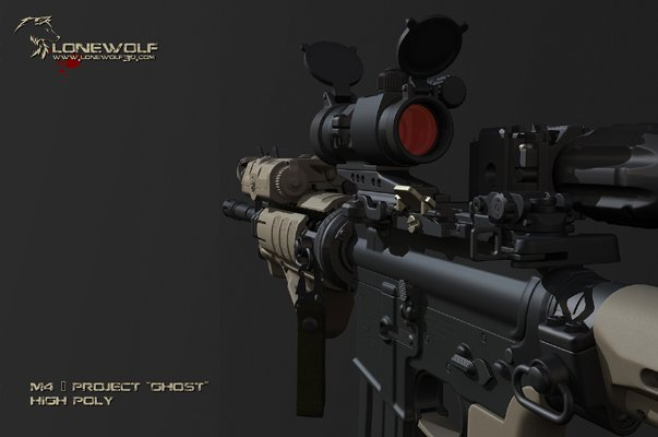 How good the guns will look in call of duty ghosts quot charlie intel