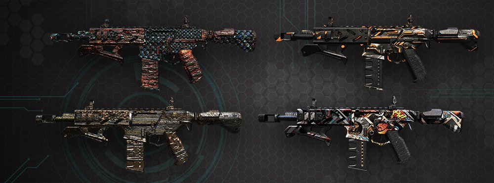 Ps3 And Pc Players Can Vote For New Black Ops 2 Camos Starting