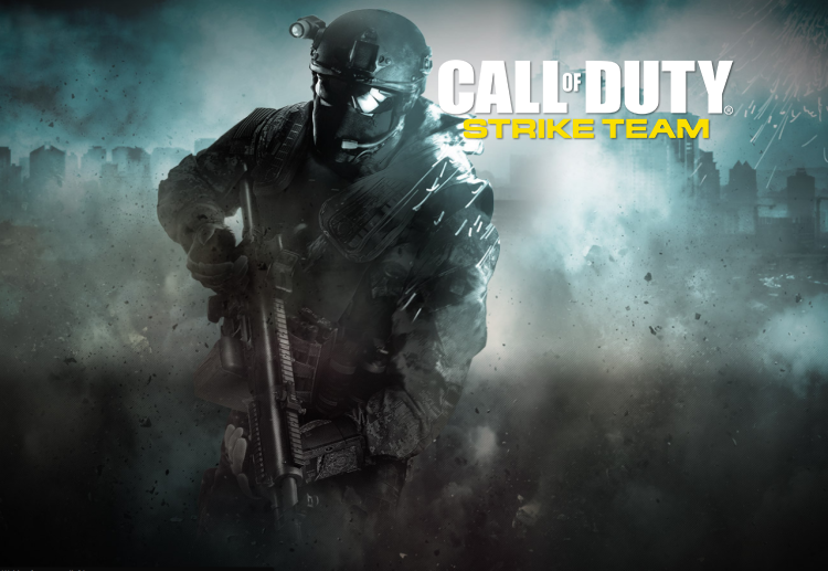 call of duty strike team play store