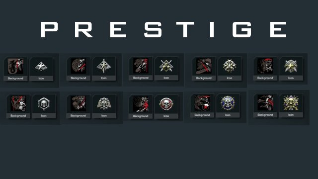 all 10 prestige emblems and backgrounds for ghosts