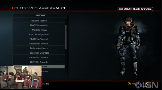 Player Customization features coming to Extinction mode | Charlie INTEL