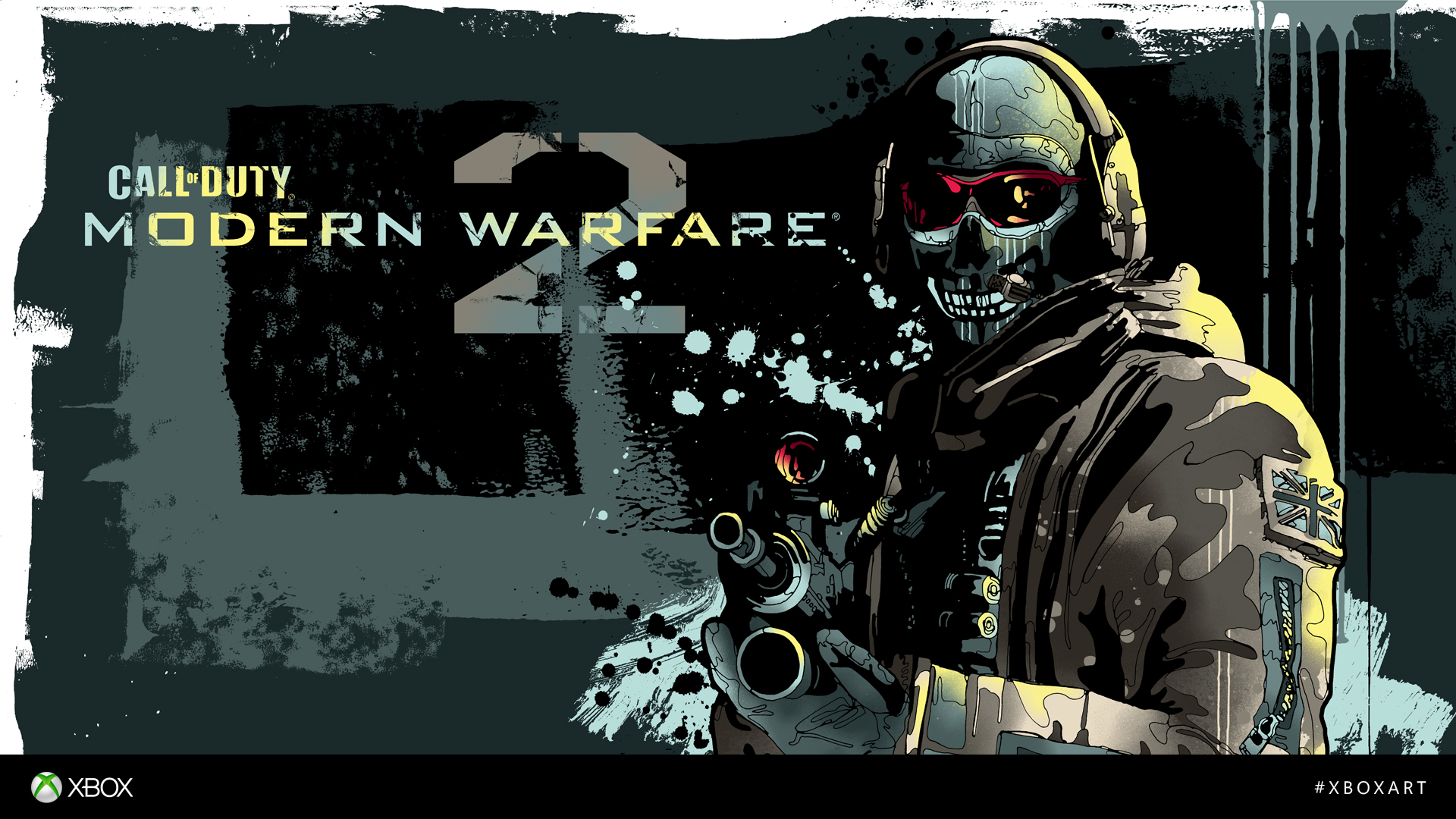 Modern Warfare Artwork