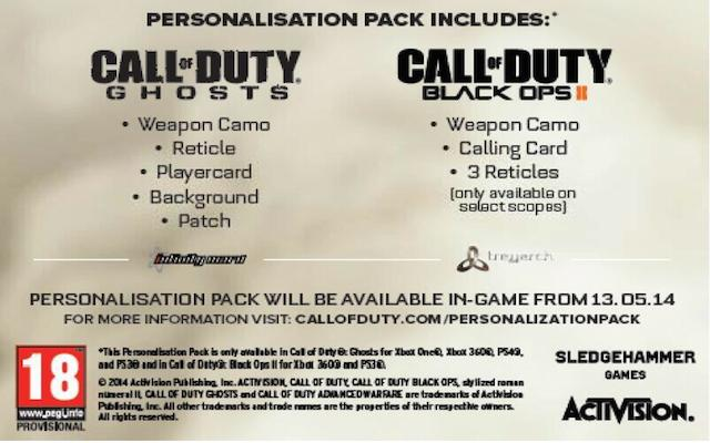 Preorder Call of Duty: Advanced Warfare from GAME UK