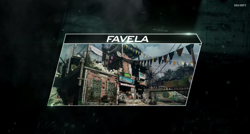 Ghosts Invasion Dlc Favela Mp Map Preview Trailer