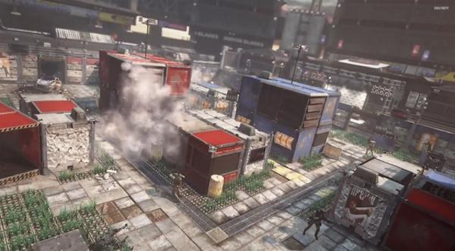 Cod4s Shipment Mp Returns To Ghosts With Nemesis Dlc