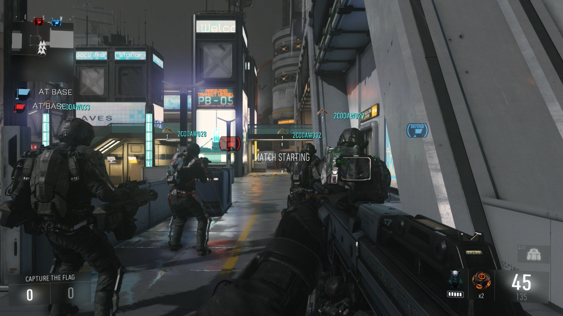 How to report players in Call of Duty: Advanced Warfare