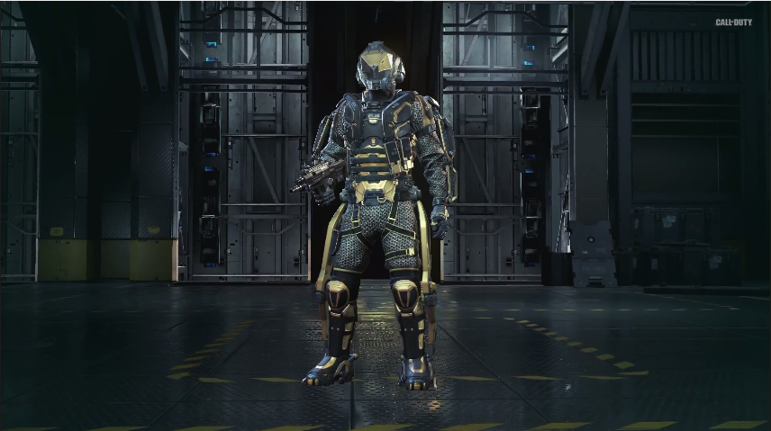 Announced that the first clan war for call of duty advanced warfare