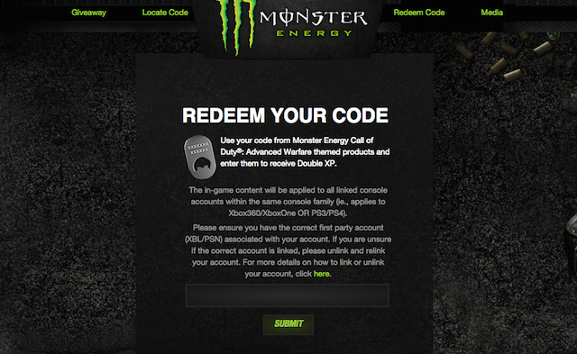 call of duty black ops dlc maps with Call Dutys Monster Energy Promotion Now Live Redeem Codes Gain Double Xp on Black Ops 3 Zombies Chronicles Costs 29 99 Bonus Content Included additionally Call Of Duty Black Ops 3s Zombies Chronicles Gets A Trailer More Details Is Pricey also Call Of Duty Black Ops 3 Season Pass Wont Be Available For Last Gen as well Black Ops 3 Multiplayer Map Infection Looks Crazy likewise HG 40.