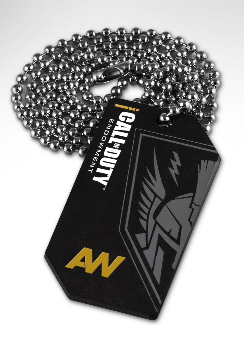 Call Of Duty Dog Tags For Sale