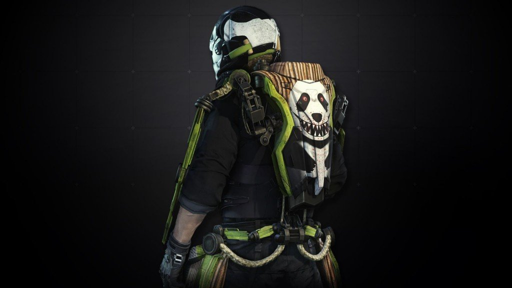 Call of Duty: Advanced Warfare - Panda Exoskeleton Pack 2015 pc game Img-1