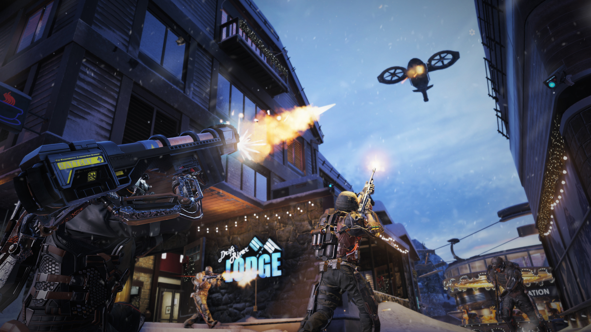 COD Advanced Warfare on PS3 gets new patch