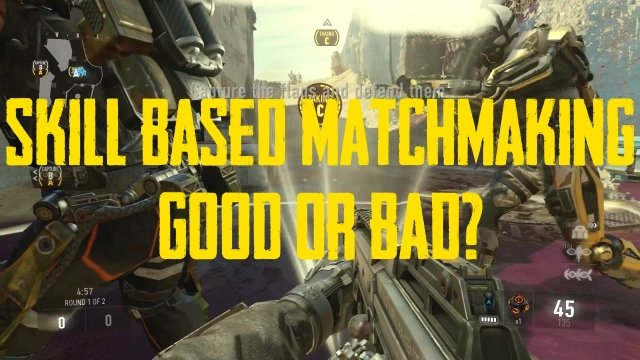 Advanced warfare skill based matchmaking gone Now the problem is gone