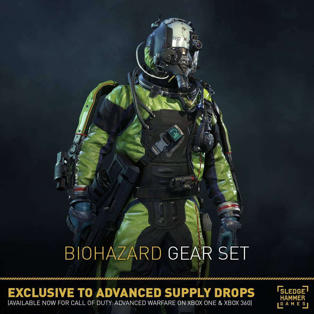 New character gear (Bi...