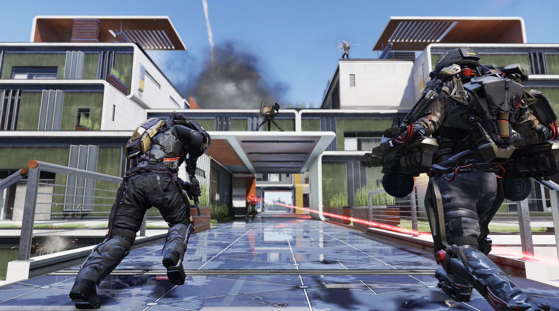 (8) New official screenshots for Advanced Warfare ...