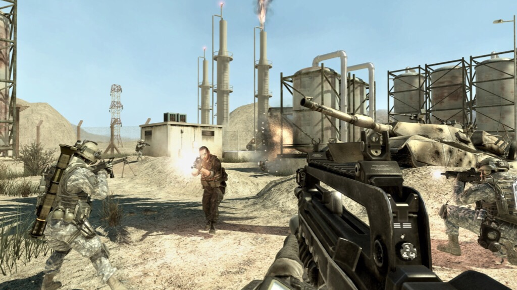 Fan Petition To Bring Mw2 To Next Gen Consoles Hits