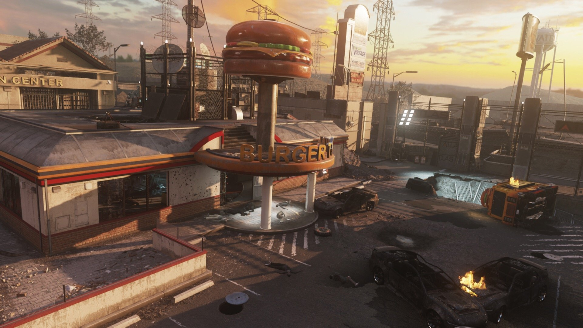 Advanced Warfare Ascendance DLC Available March St On Xbox - Call duty exo zombies trailer looks epic