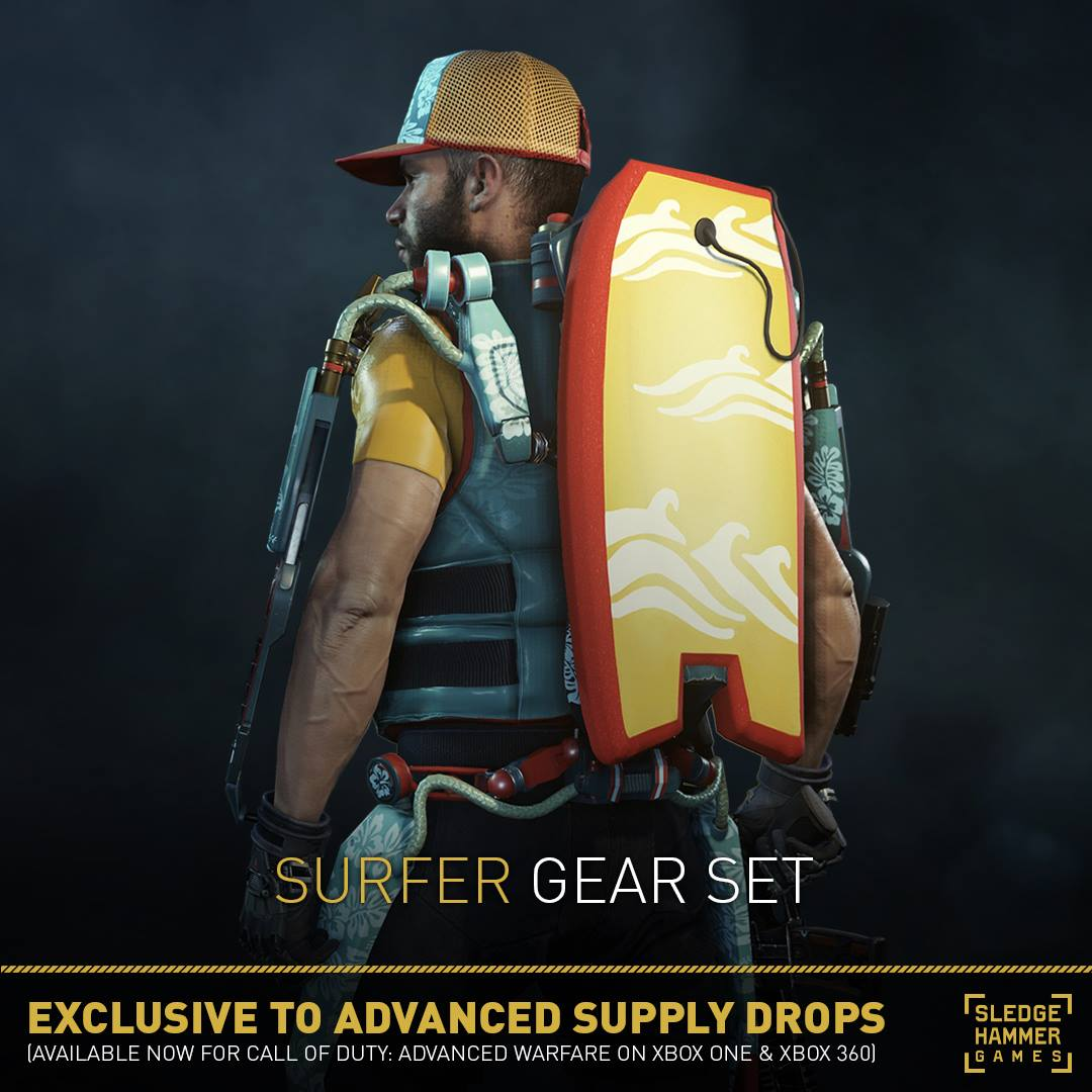 New gear sets surfer lagoon kraken tiki and shg now available in