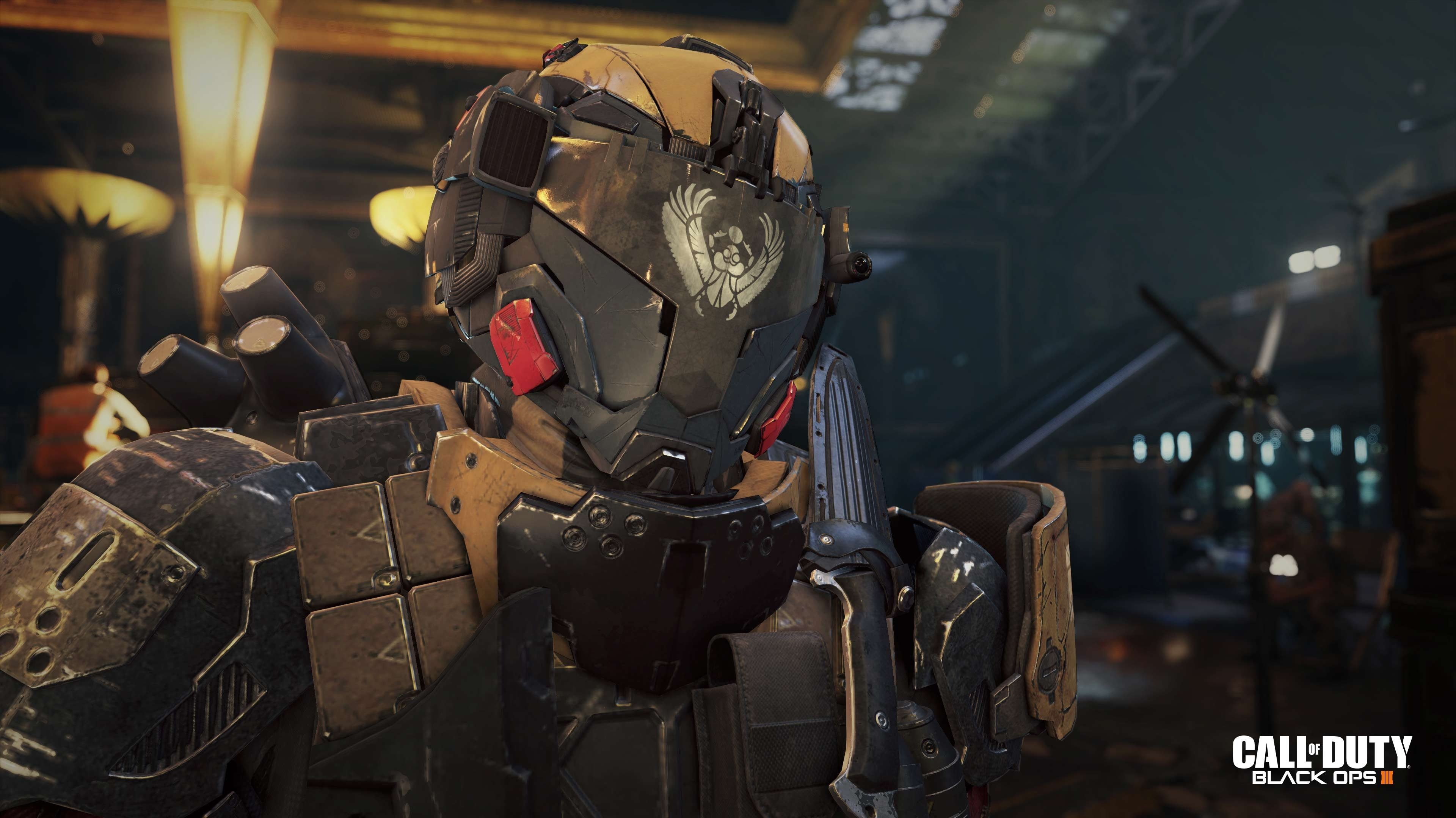 Call Of Duty Black Ops 3 Polycount