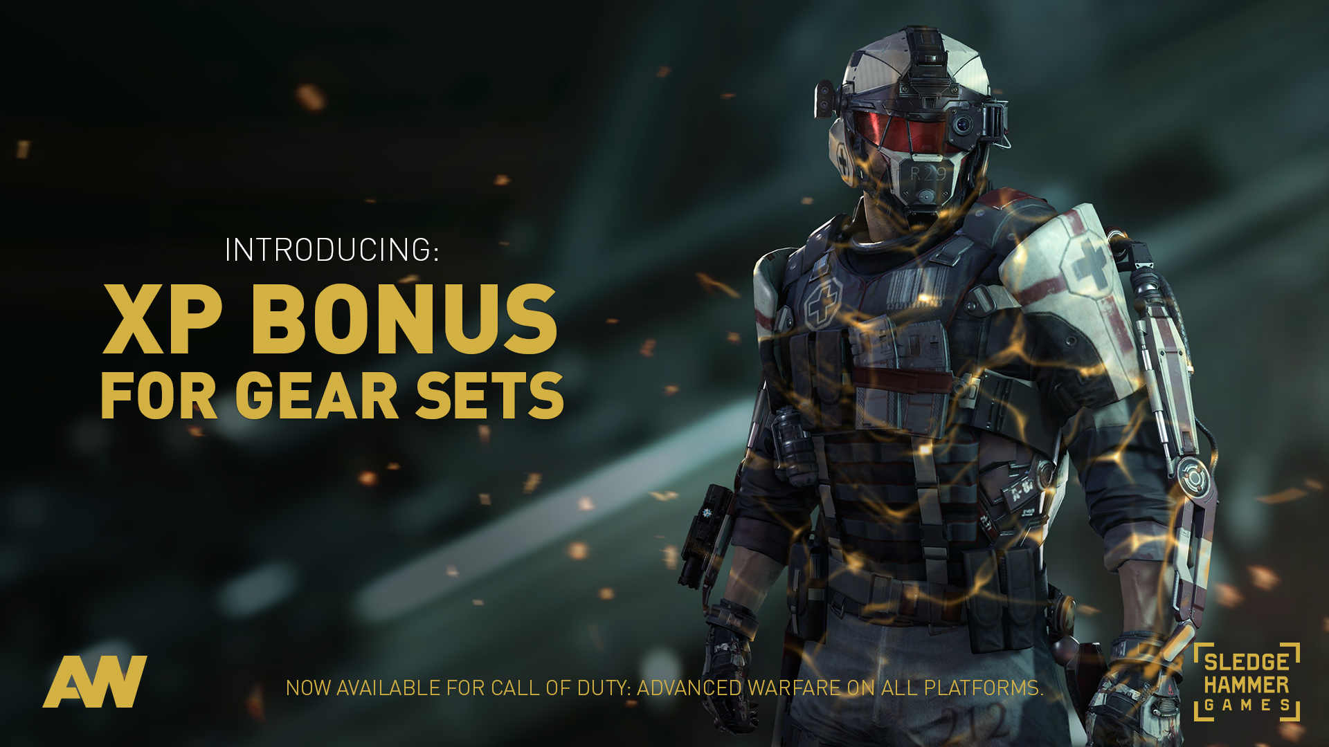 XP Bonus for full Gear Sets now live on all platforms, new Royalty weapons now live on Xbox One