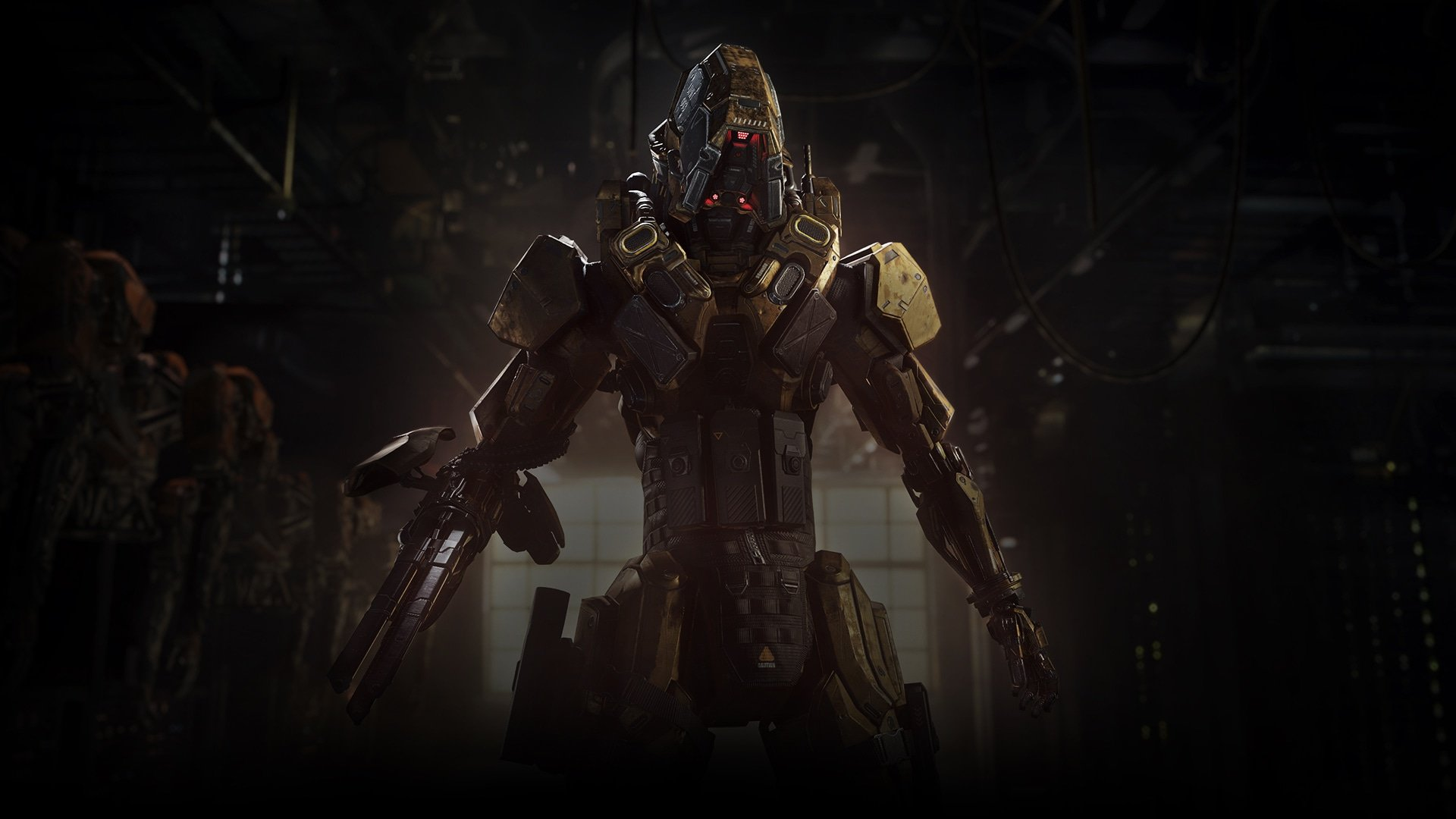 New Hi Res Images For The 8 Known Black Ops 3 Specialist Found