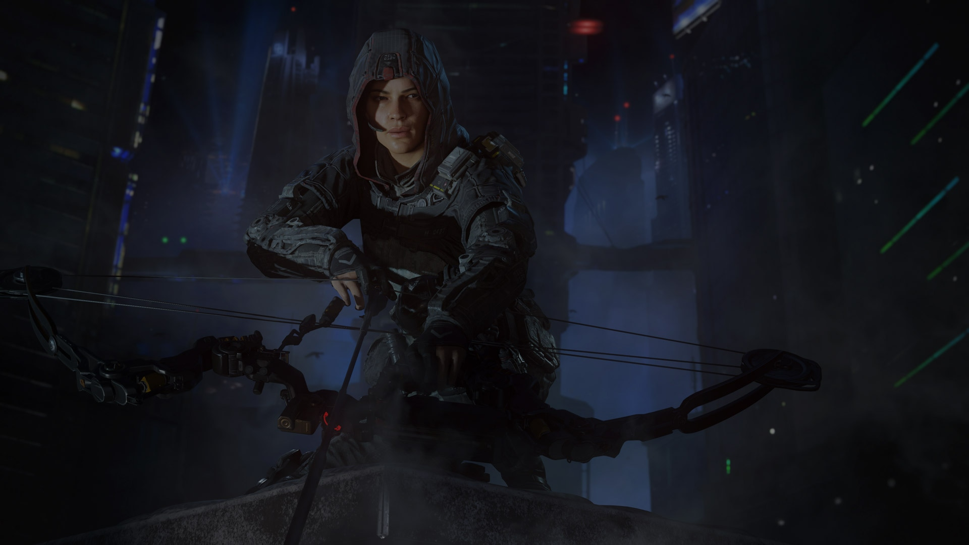 New Hi Res Images For The 8 Known Black Ops 3 Specialist