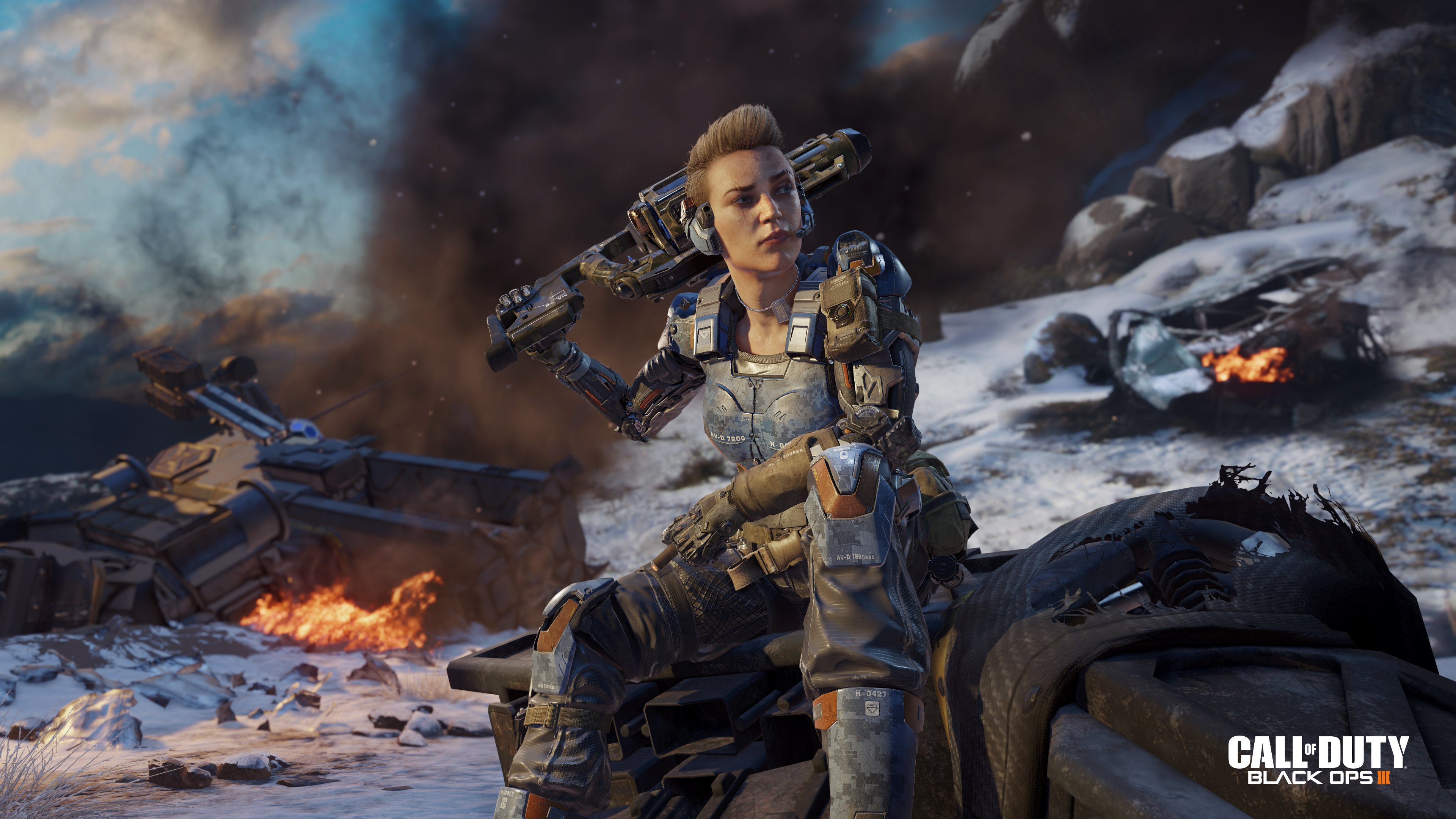 Two New Specialist Characters For Black Ops 3 Revealed