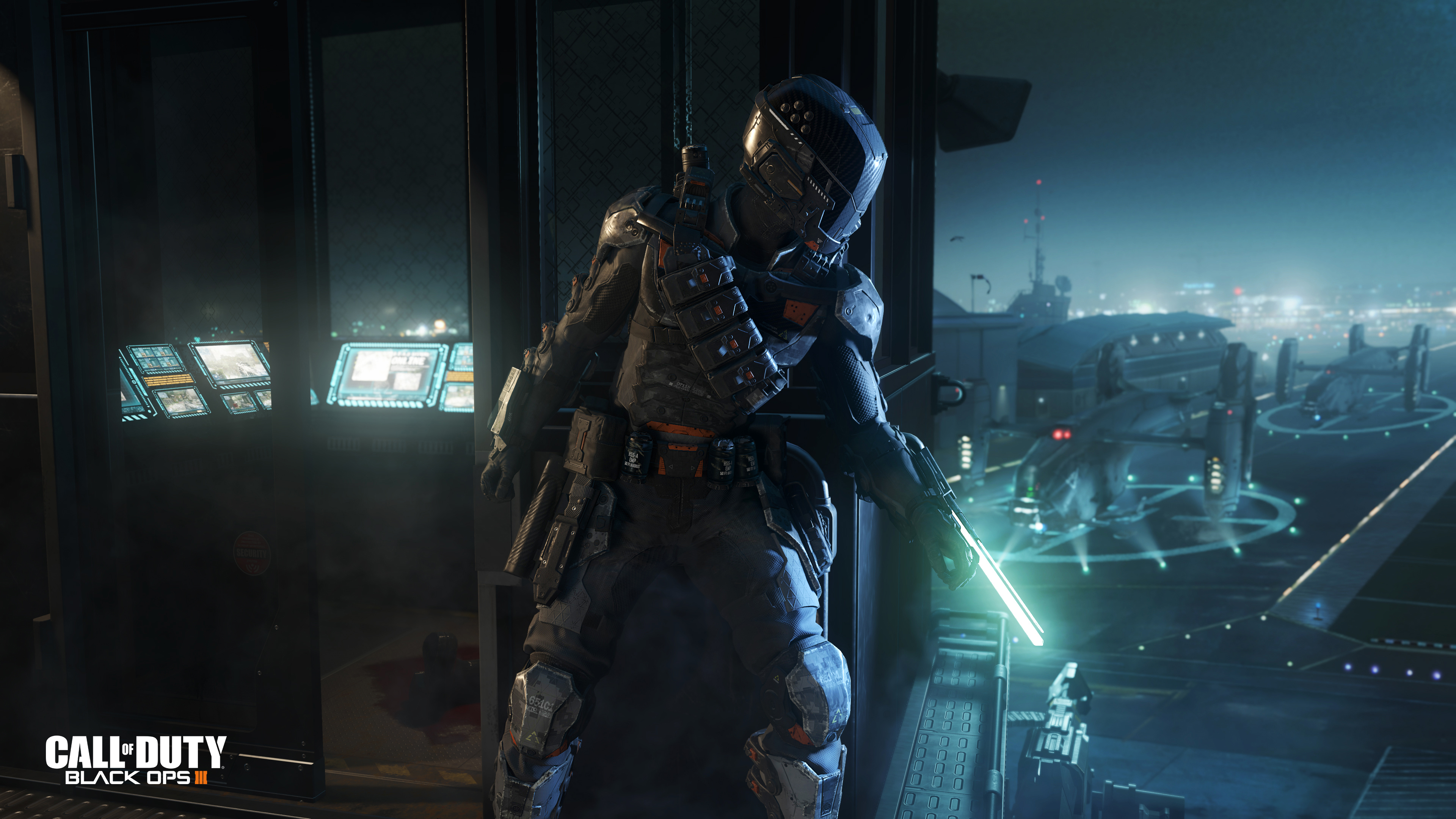 Two New Specialist Characters For Black Ops 3 Revealed Battery And