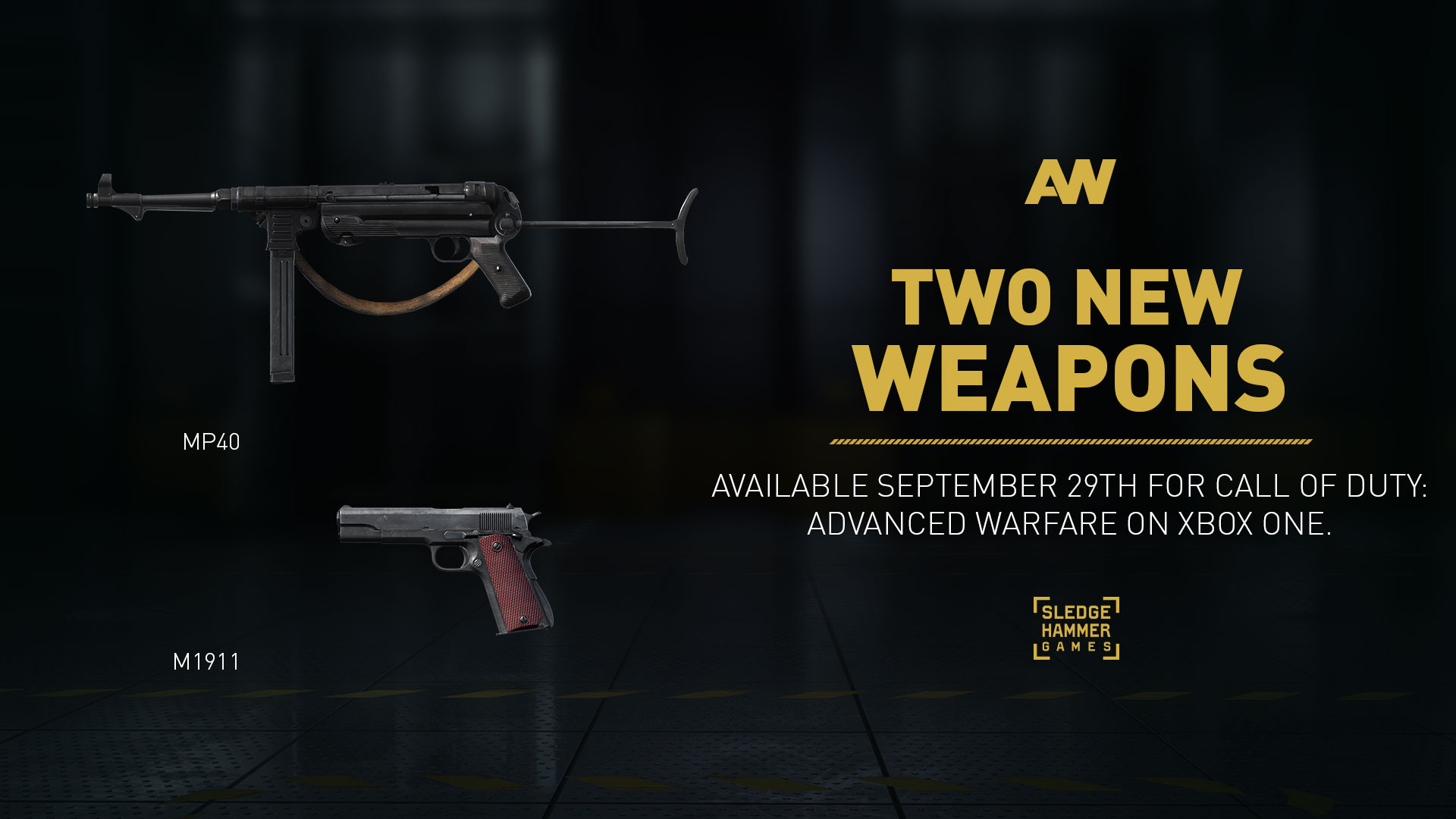 call of duty black ops 2 maps list with Mp40 And M1911 Weapons Available Sept 29th For Advanced Warfare On Xbox One on Raid besides Watch likewise Nuketown Paintball as well 322 also Electric Cherry  SFTT.