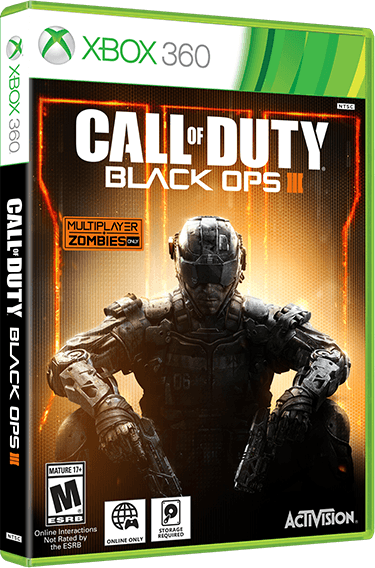 Black Ops 3 on PS3 and Xbox 360 will only feature MP and ...Video Games Xbox 360 Bo3