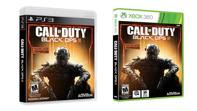 Black Ops 3 on PS3 and Xbox 360 will only feature MP and