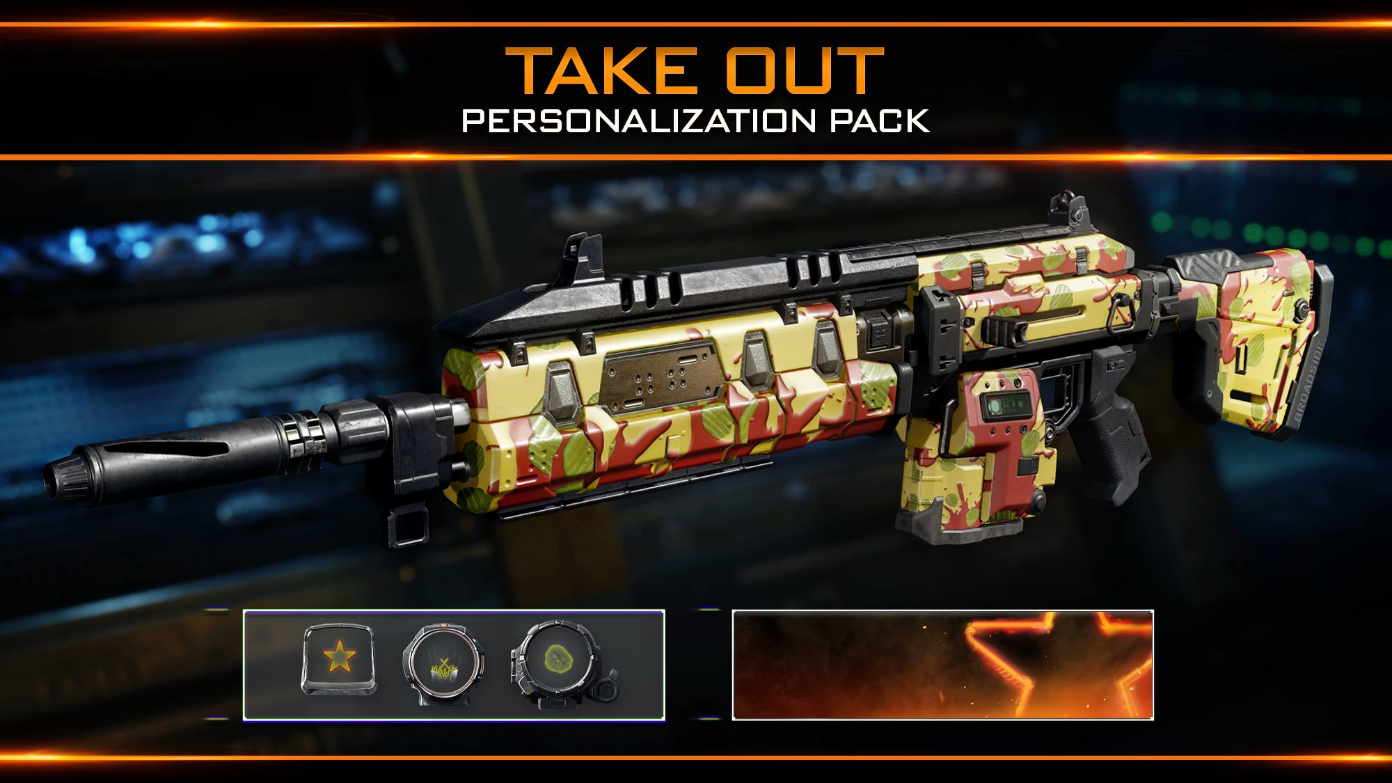 black ops zombie maps ps3 with This Is What The Hardeescarl Jrs Exclusive Take Out Personalization Pack Looks Like on  additionally 21087 How Download Paint Jobs Call Duty Black Ops Iii additionally Call Of Duty Black Ops 2 Review Future Shock moreover Watch together with The Best Zombie Themed Games.