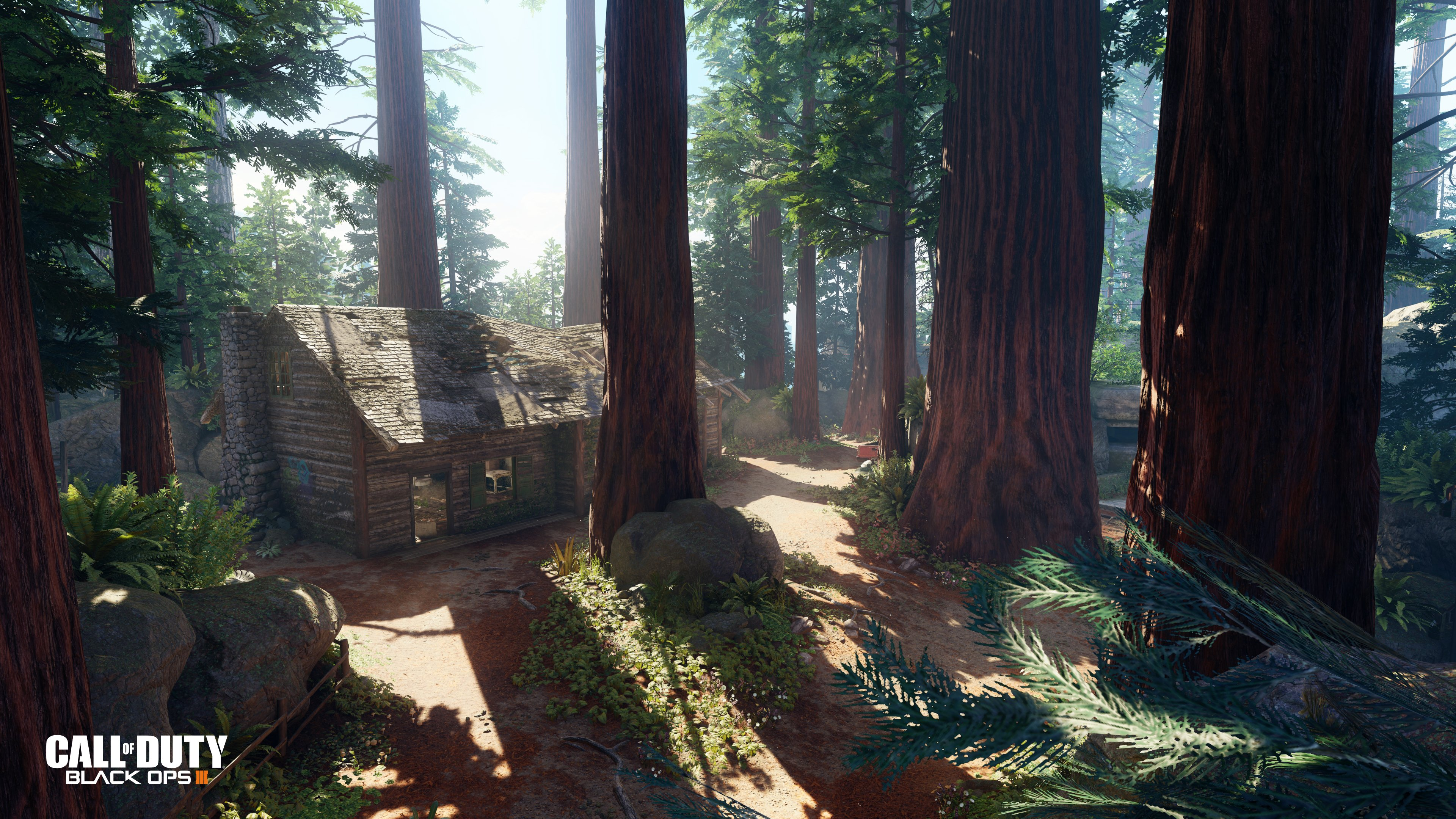 . new black ops  multiplayer map 'redwood' revealed  charlie intel