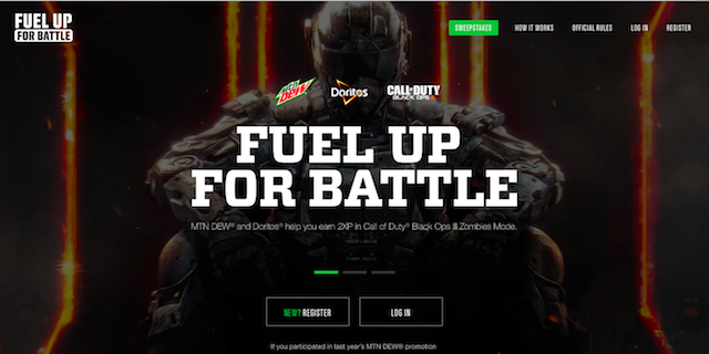 Image Result For Mountain Dew Redeem Code
