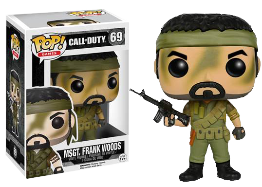 Call Of Duty Pop Vinyl Figures Coming Later This Year