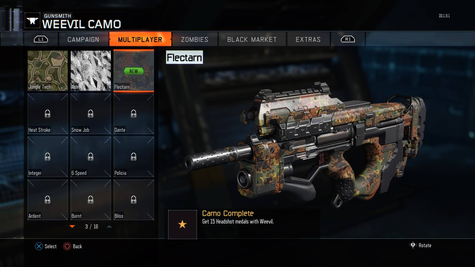 Call Of Duty Black Ops 3 Multiplayer Review Charlie Intel