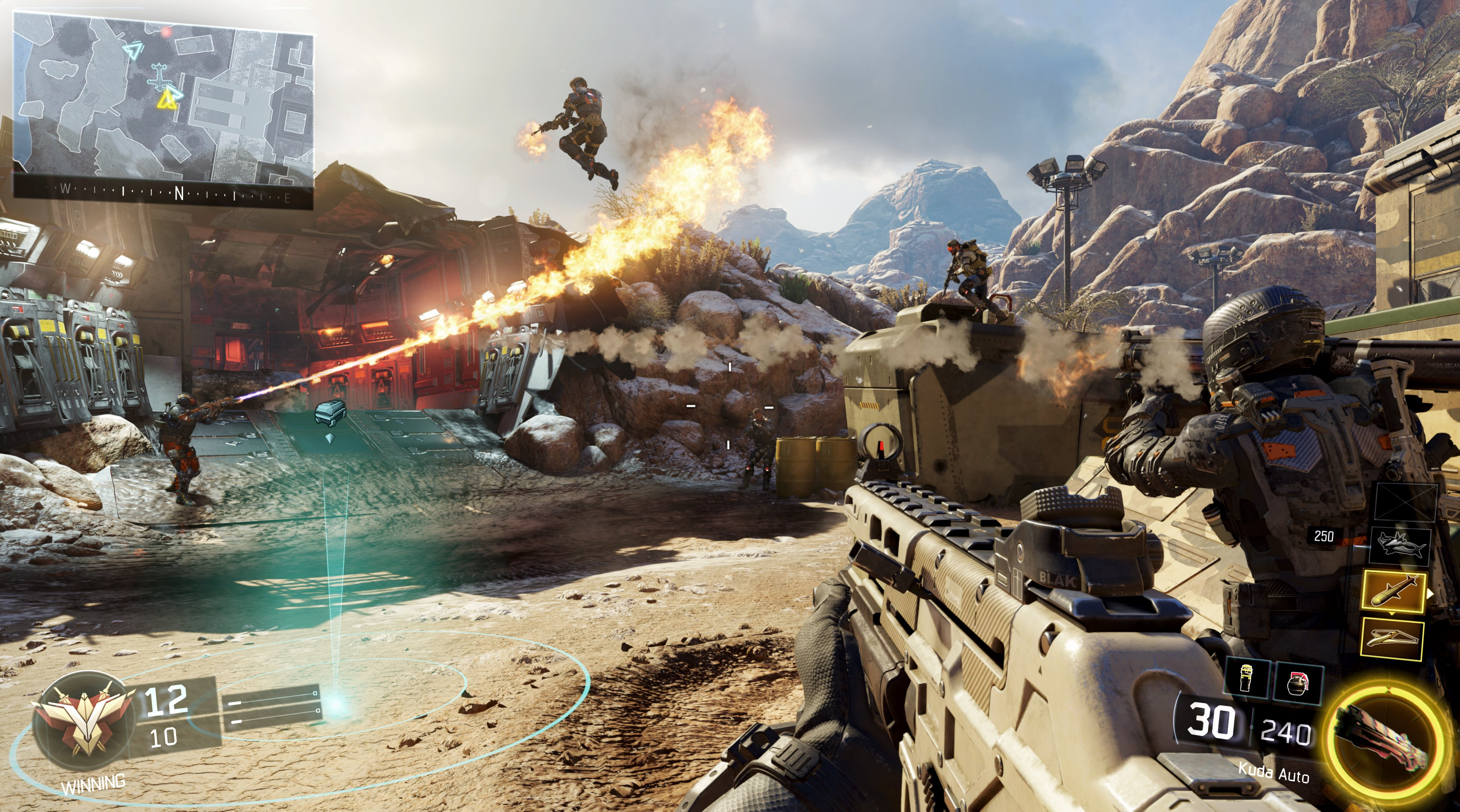 4 New Official Black Ops 3 Screenshots Released