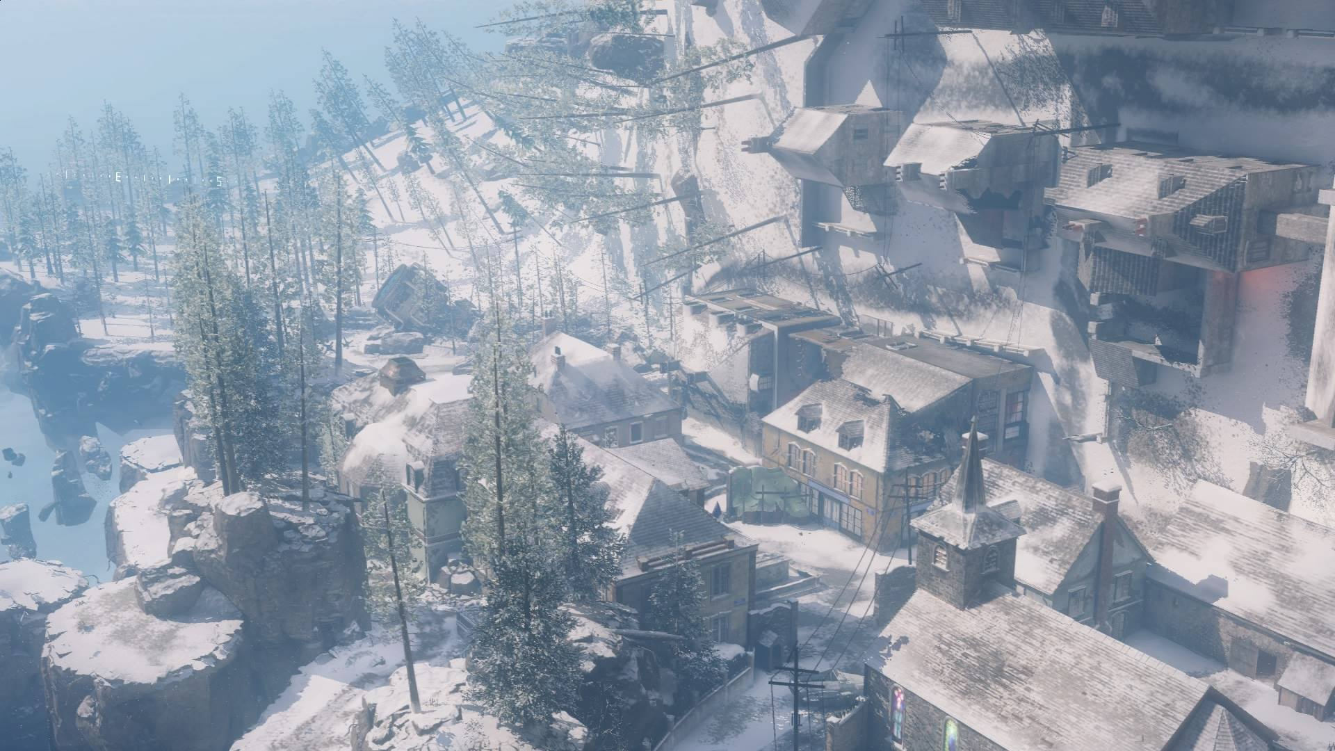 Black Ops 3 Multiplayer Map Infection Looks Crazy