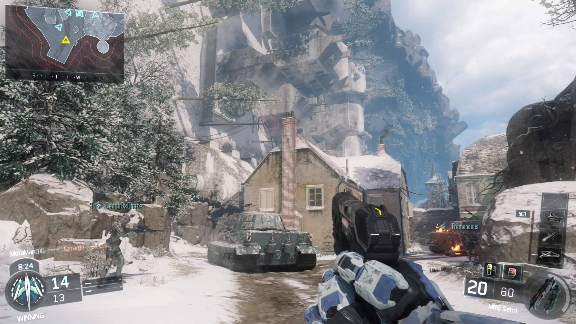 Call of Duty: Black Ops 3 - Multiplayer Review   Charlie INTEL