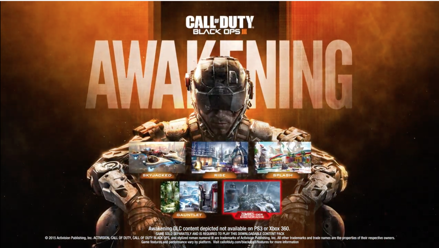 call of duty black ops dlc maps with Black Ops 3 Awakening Dlc Will Not Be Available On Ps3 Or Xbox 360 on REVELATIONS COD BO3 ZOMBIES Fanmade Wallpaper 622490353 likewise Call Of Duty Wwii Dlc 1 The Resistance together with Black Ops 3 Awakening Dlc Will Not Be Available On Ps3 Or Xbox 360 furthermore 1302 Buy Key Steam Call Of Duty Black Ops Iii Nuketown likewise Call Duty Wwii Aachen Multiplayer Map Flythrough.