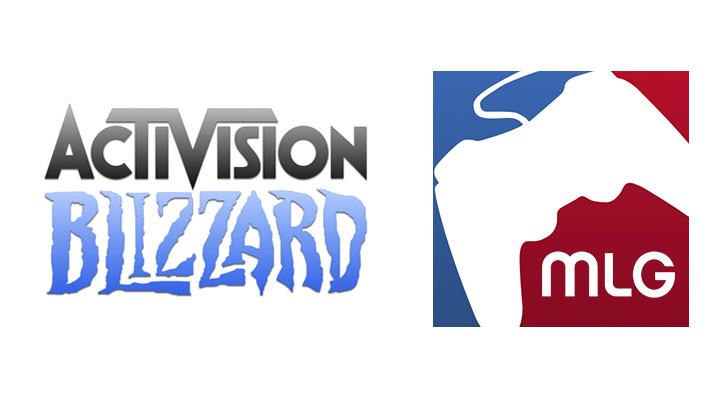 activision blizzard confirms they have acquired major league gaming