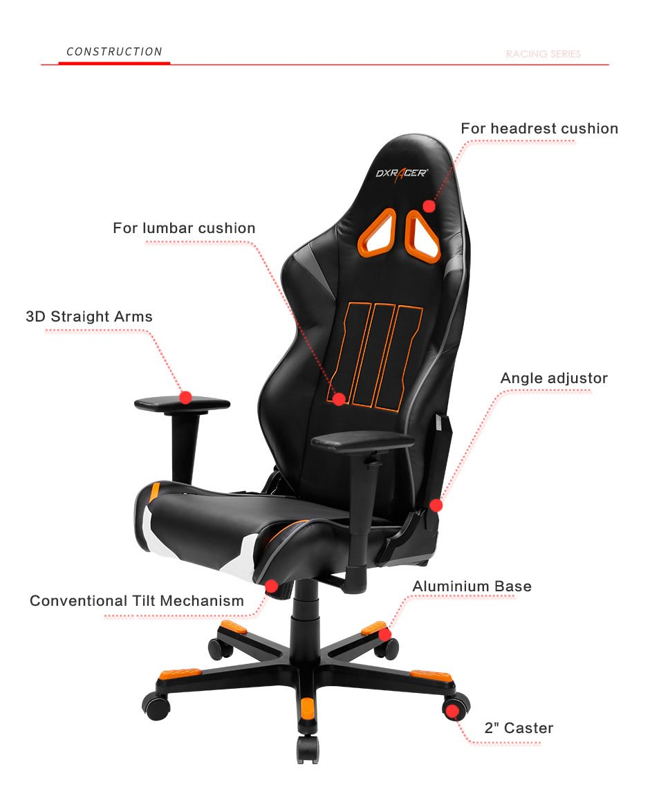 DXRacer -- Call of Duty: Black Ops 3 Chair Overview