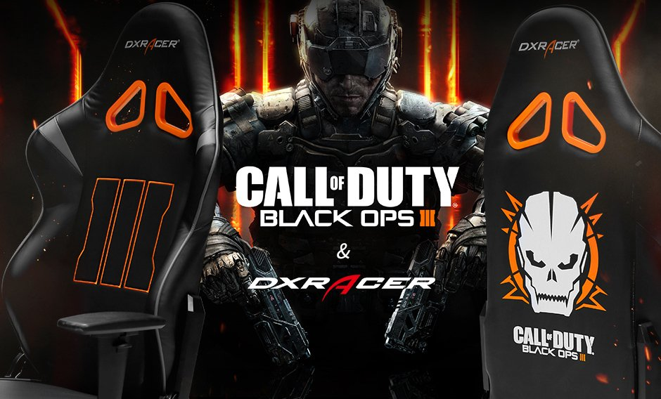 Dxracer Call Of Duty Black Ops 3 Chair Overview