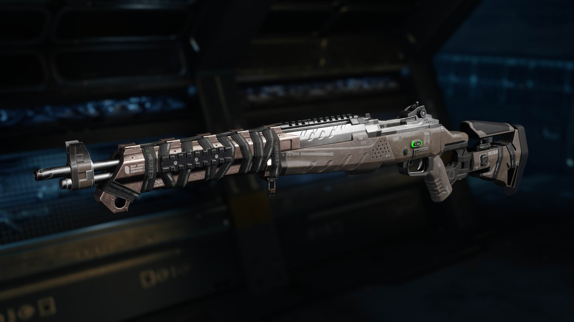 New Weapons, Camos, Gear Sets, and more available now in