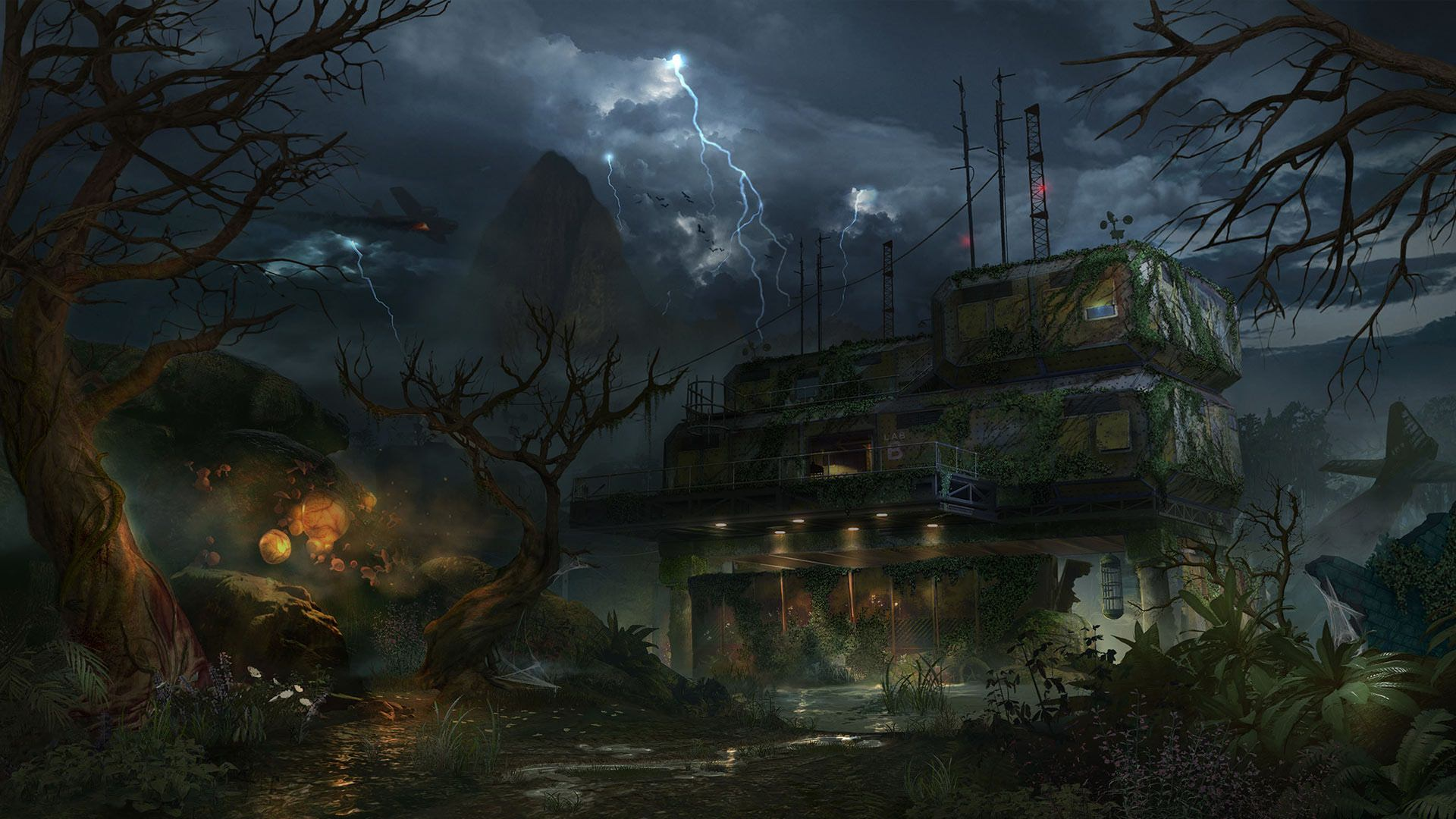 Call Of Duty Black Ops Eclipse DLC Pack Announced Available - All of us remastered bo3 zombies maps