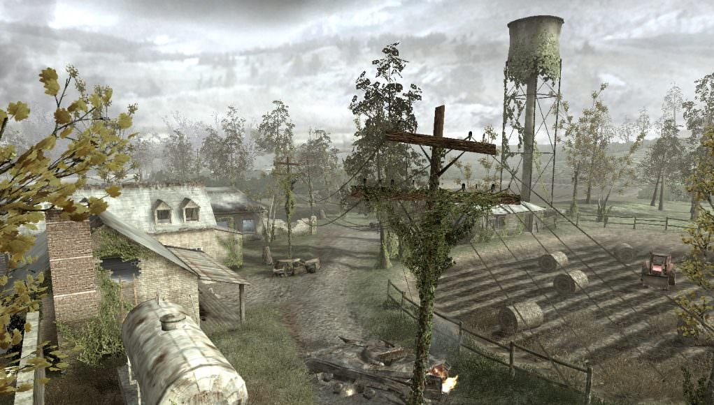 Overgrown And Bog Maps Confirmed To Be In Modern Warfare