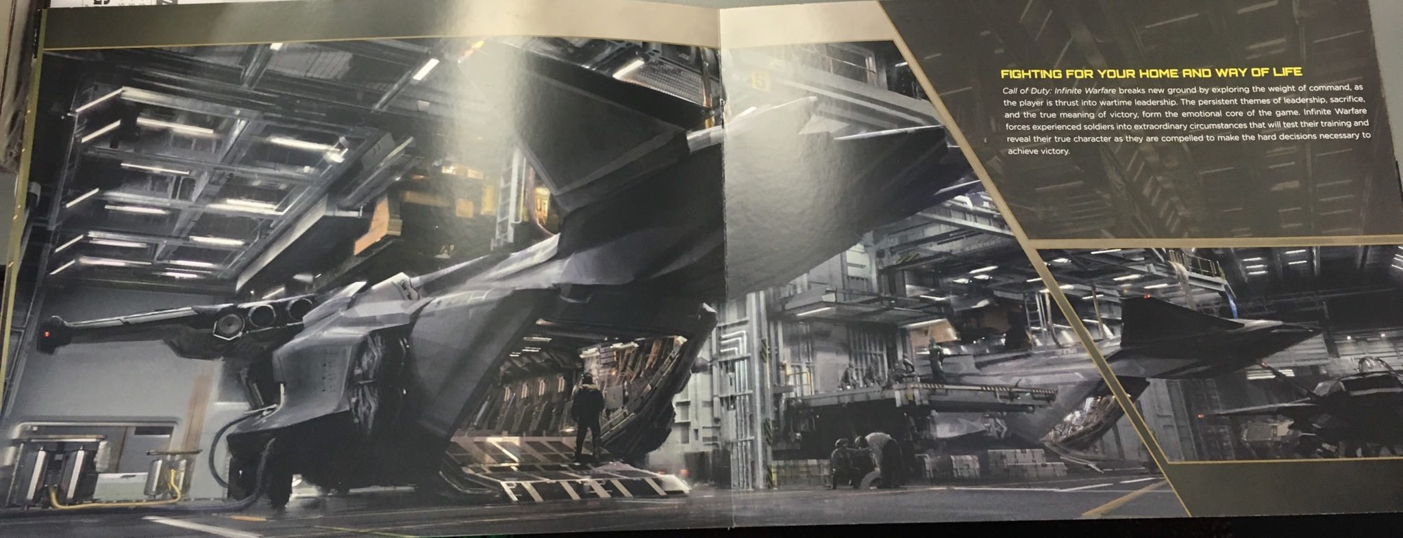 New images from Call of Duty: Infinite Warfare revealed in new ...