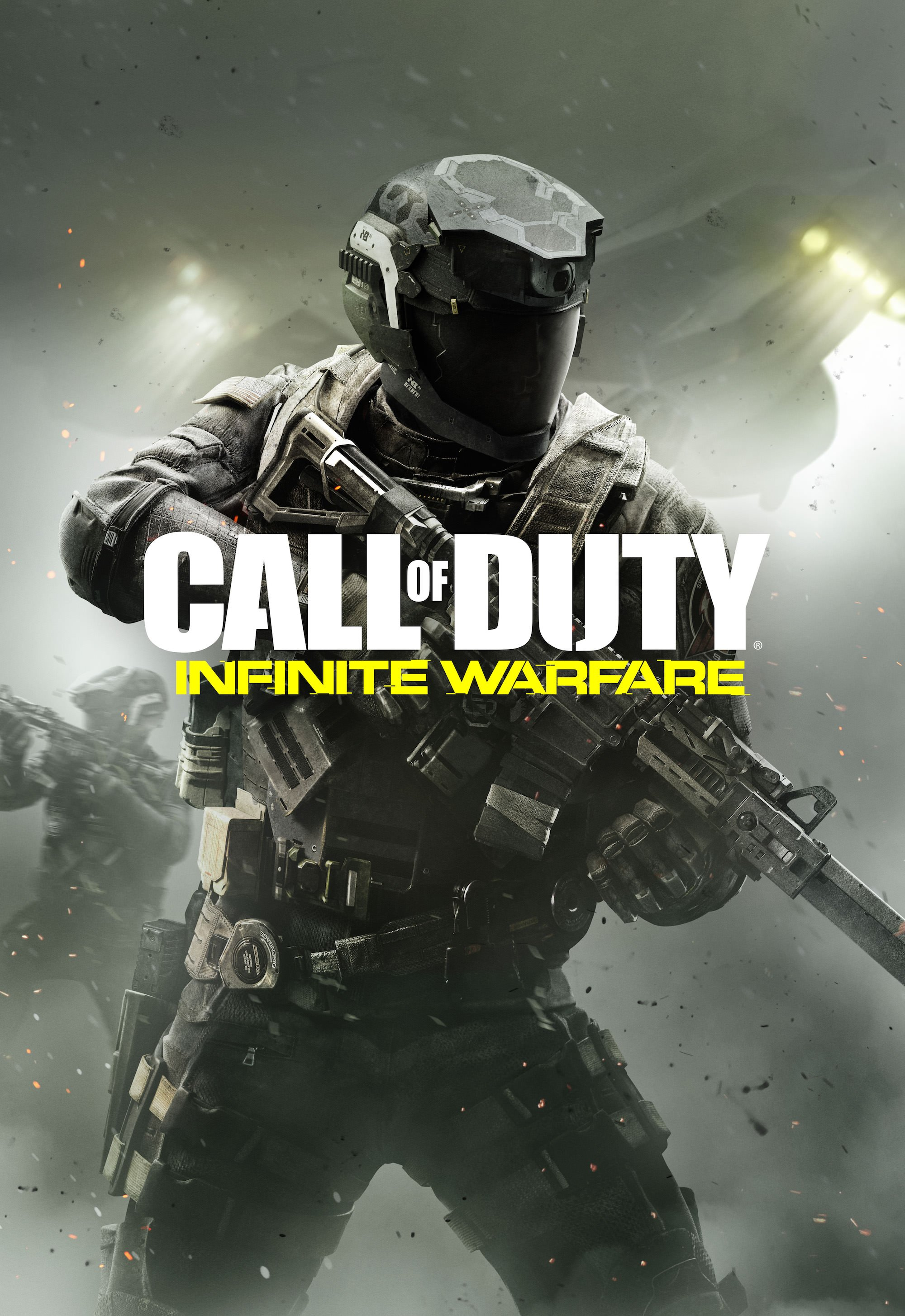 Official Call of Duty site updated with the new Infinite ...