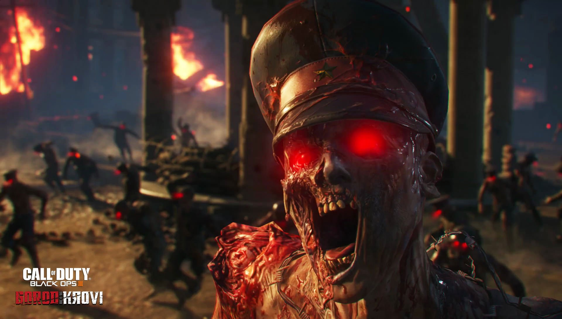 Call Of Duty Black Ops 3 Zombies Dlc Maps Now Available For