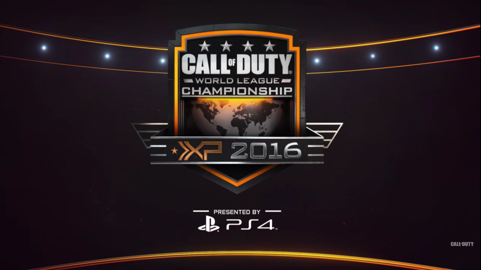 call of duty world league championship takes place this